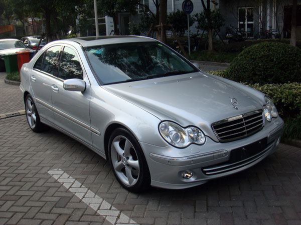 2006 mercedes benz c230 for sale nanjing china free
