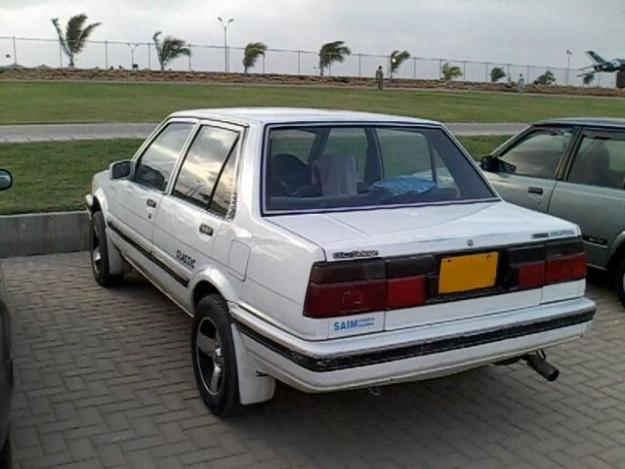 Toyota Corolla 86 Model Pakistan