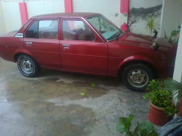 Toyota Corolla 1982 Red Color For Sale