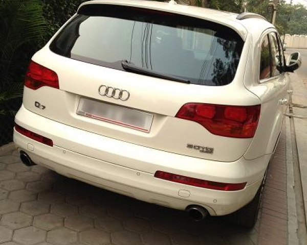 AUDI SUV Q In Excellent Condition For Sale Kalyan Kanpur India - Audi suv q7 price