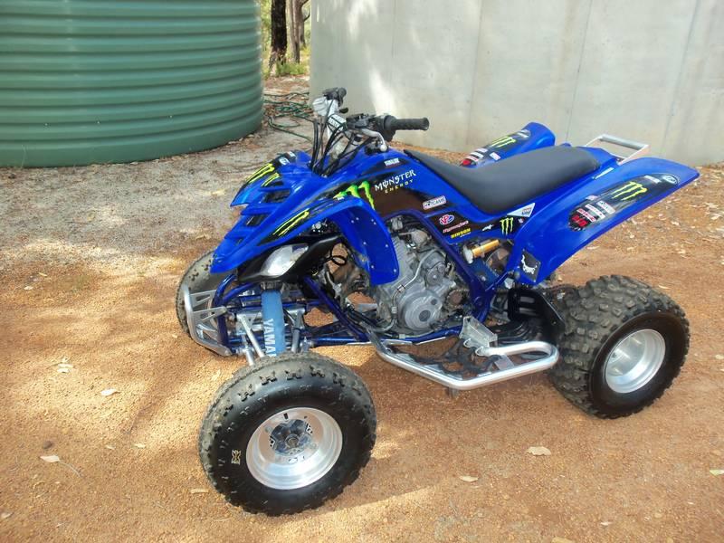 2003 yamaha raptor 660r perth australia free for Yamaha 660r raptor