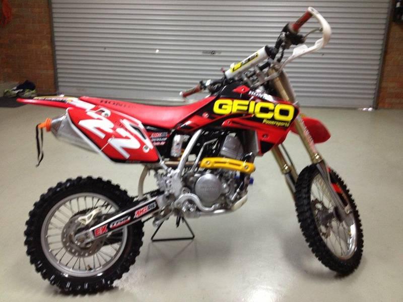 Small Wheel Honda Crf150 Melbourne Australia Free