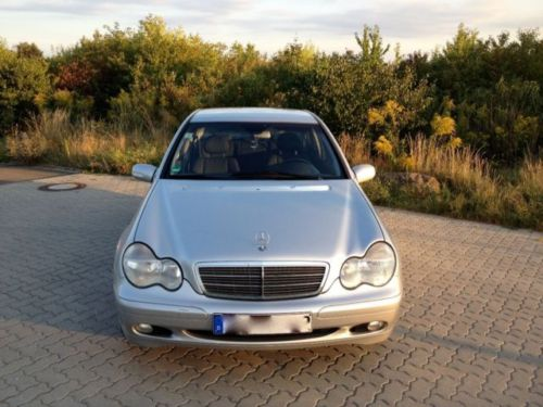 Mercedes benz c 200 cdi classic 2002 model for sale for Used mercedes benz cars for sale in germany