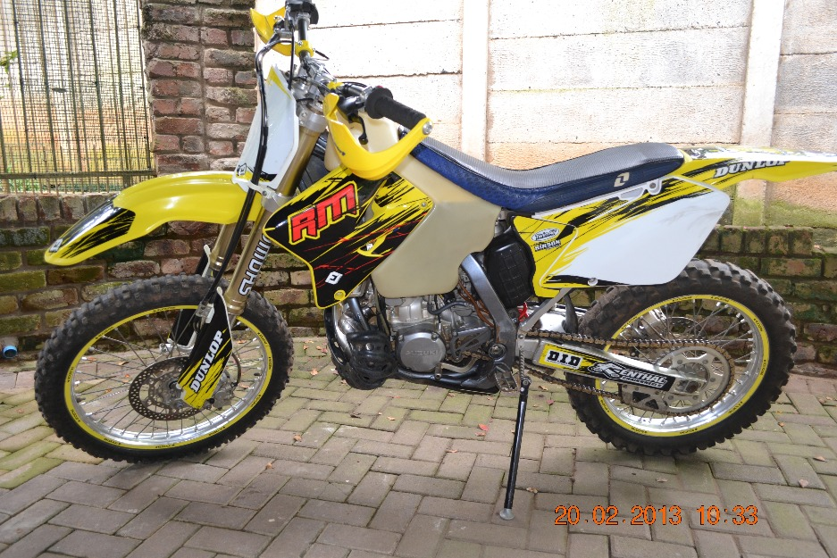 Suzuki Rm For Sale South Africa