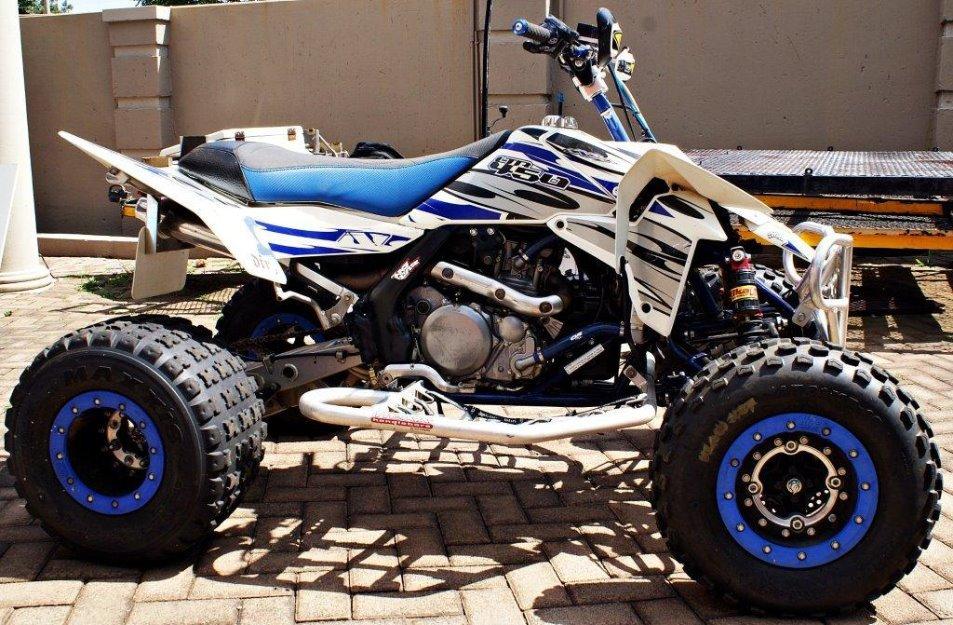 Suzuki Quad Bikes For Sale In South Africa