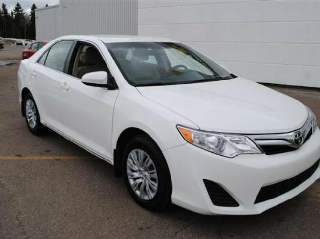 2012 toyota camry for sale gentilly canada free classifieds muamat. Black Bedroom Furniture Sets. Home Design Ideas