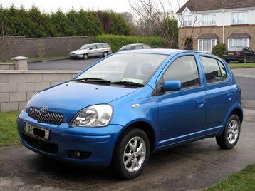 toyota yaris 2004 for sale dundalk ireland free classifieds muamat. Black Bedroom Furniture Sets. Home Design Ideas