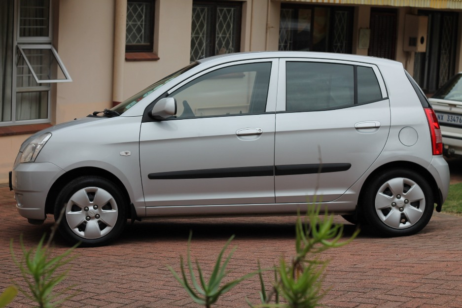 kia picanto 2007 lx 1 1 excellent condition under 59 000kms alberton south africa. Black Bedroom Furniture Sets. Home Design Ideas