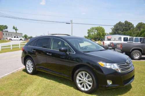2011 toyota venza suv in winterville nc2011 toyota venza suv 4 cylinder engine with 23 000. Black Bedroom Furniture Sets. Home Design Ideas