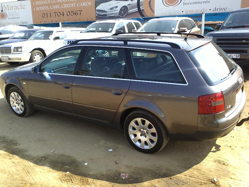 audi a6 station wagon alberton south africa free classifieds muamat. Black Bedroom Furniture Sets. Home Design Ideas