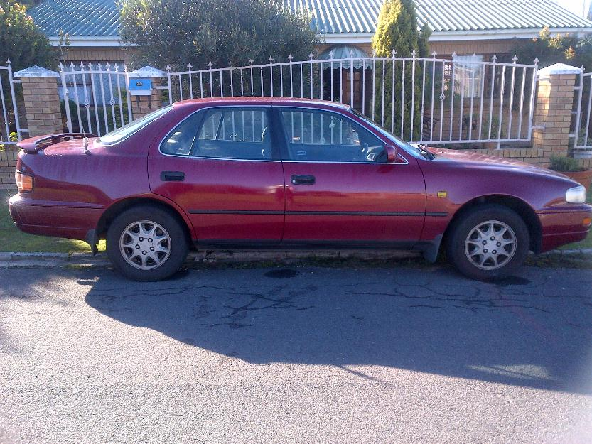 toyota camry 2000 for sale alberton south africa free classifieds muamat. Black Bedroom Furniture Sets. Home Design Ideas