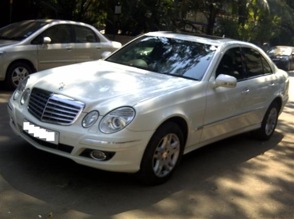 2008 mercedes benz e class 280 cdi for sale ahmedabad for Mercedes benz for sale in india