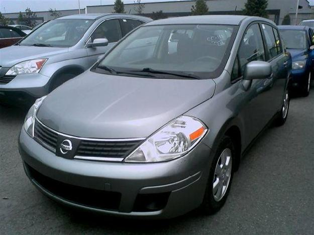 2007 nissan versa 1 8sl for sale london canada free classifieds muamat. Black Bedroom Furniture Sets. Home Design Ideas