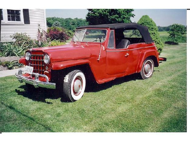1950 jeep jeepster amiens france free classifieds for Garage ad amiens