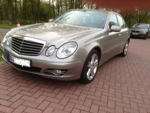 Mercedes benz e 280 cdi 7g model 2006 for sale for Used mercedes benz cars for sale in germany