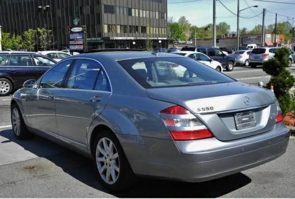 Mercedes benz s class s550 4matic 2008 new york usa for Mercedes benz usa email