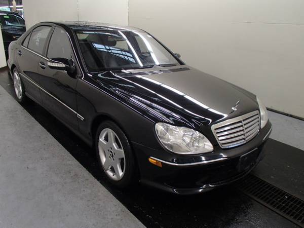 Mercedes s600 amg 2006 black color for sale in staten for 2006 mercedes benz s600 for sale