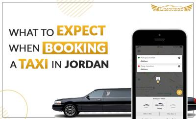 Get All Your Expectations Fulfilled When Booking A Taxi in Jordan - Kuwait Region, Kuwait - Free Classifieds - Muamat
